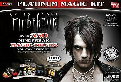 Criss Angel Platinum Magic Kit