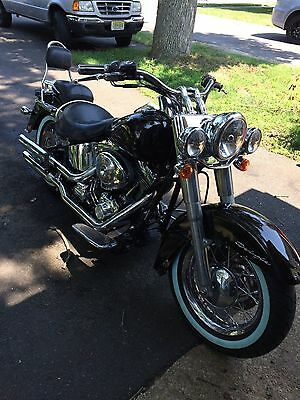 2006 Harley-Davidson Softail  2006 HARLEY DAVIDSON SOFT TAIL DELUXE FLSTNI UPGRADED ALL NEW PARTS