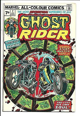 GHOST RIDER (Vol.1) # 7 (AUG 1974), VF