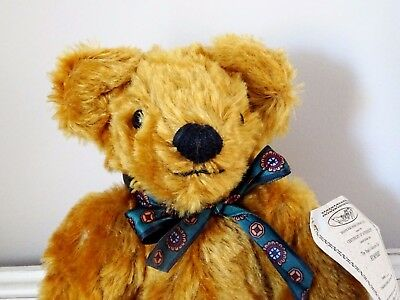 Dean's Rag Book Limited Edition Collectors Club Jointed Bear - Humphrey 1996