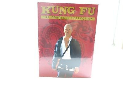 New / Sealed Kung Fu The Complete Series Collection Dvd Box Set