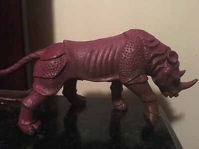 Imperial Rhino 1984 made in Hong Kong 10 inches long