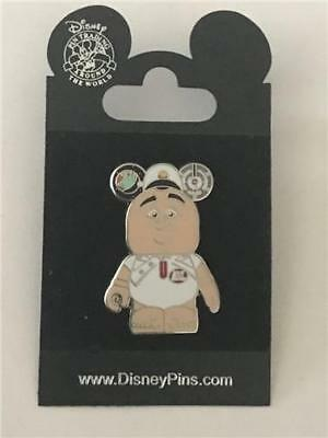 VINYLMATION COLLECTORS SET- PIXAR 1 CAPTAIN MCCREA CHASER-only PIN DISNEY 95723