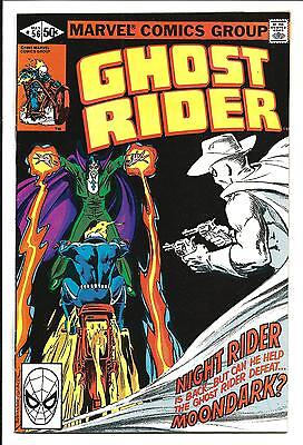 GHOST RIDER (Vol.1) # 56 (MAY 1981), VF/NM