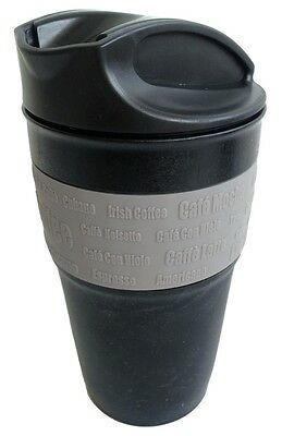 Uno:Uno Reusable Coffee / Tea Travel Cup - 100% Leak proof & collapsible