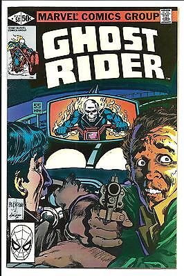 GHOST RIDER (Vol.1) # 58 (JULY 1981), VF/NM