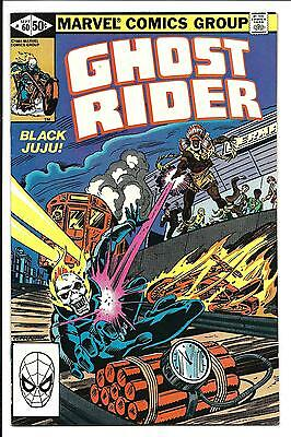 GHOST RIDER (Vol.1) # 60 (SEPT 1981), VF+