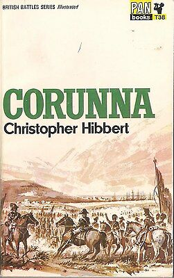 Corunna by Chrisopher Hibbert