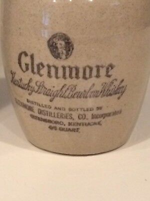 1947 Rare Glenmore Kentucky Straight Bourbon Whiskey Jug