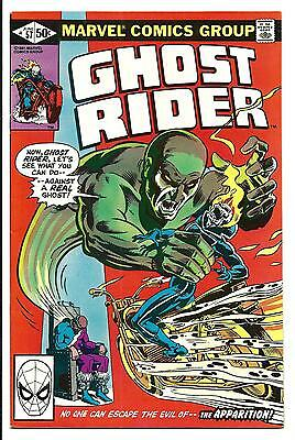 GHOST RIDER (Vol.1) # 57 (JUNE 1981), VF/NM