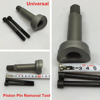 Universal Steel Piston Pin Extractor Remover Puller Tool Kit For Motorcycle Bike