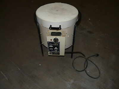 Duncan The Crafter ES-091 Home Ceramic Kiln Interior Cracks As Is