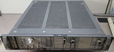 Tektronix 1410 Sync Generator, Color Bars, Covergence, Linearity, Multiburst