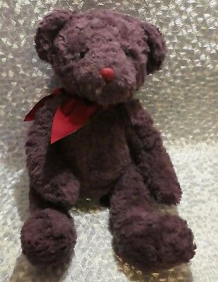 "Russ Bearberry Purple Bear 16"" Reg No 259"