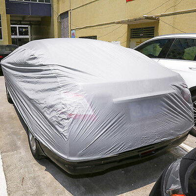 Universal Car Cover UV Resistance Anti Scratch Dust Dirt Full Protection XXL New