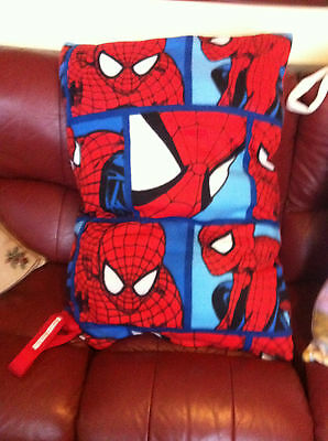 Childrens Fleece Floor Cushion Handmade