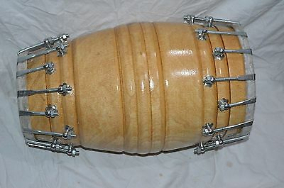 Dholak For Sale New Dholak Wooden 18 Inch 9 Big Base & 5.5 Inch Small Base W Bag