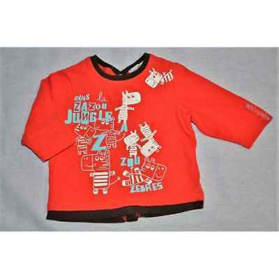 Tee shirt ORCHESTRA 1 mois