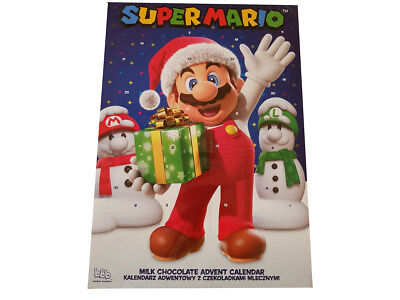 Super Mario - Advent Calendar (BG) -  GIFT