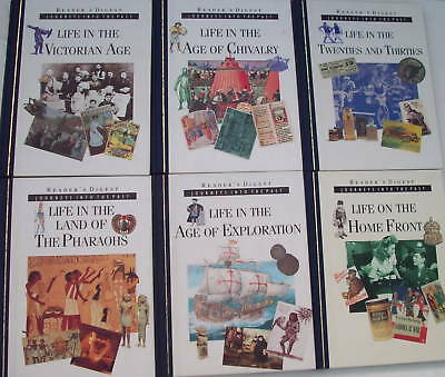 Journeys Into The Past-6 Vol-Life In The Victorian Age+