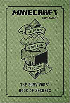 Minecraft: The Survivors' Book of Secrets: An Official Minecraft Book from Mojan
