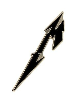 Metallica Glitch M Enamel Pin Badge