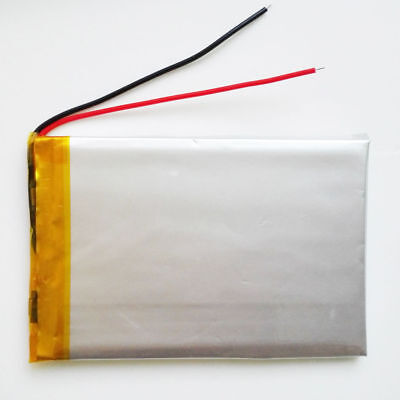 3.7V li-po Polymer Rechargeable Battery For 7'' Monster M7 M71BK Tablet PC