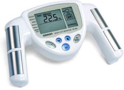 Omron Handheld Body Fat Monitor BF306