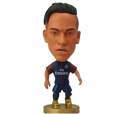 Statuina doll NEYMAR JR #10 PSG Paris Saint Germain football action figure toys