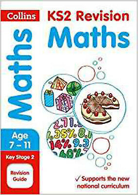 KS2 Maths SATs Revision Guide: 2018 tests (Collins KS2 Revision and Practice), N