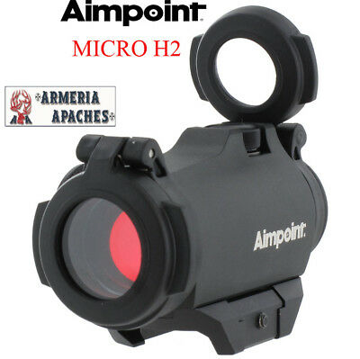 Punto rosso Red Dot mirino Aimpoint Micro H2 ORANGE LIMITED EDITION