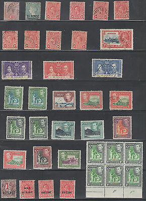 Stamps St. Vincent 37Pc Lot