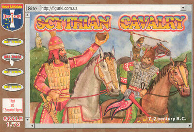 Orion - Scythian Cavalry - 1:72