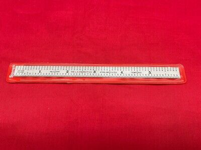 Starrett C306R-6 Steel Rule