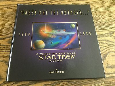 These Are The Voyages ... 1966-1996 A Three-Dimensional (3-D) Star Trek Album