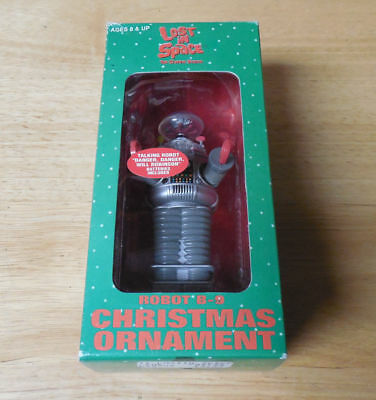 Lost In Space The Classic Series Robot B-9 Christmas Ornament In Box
