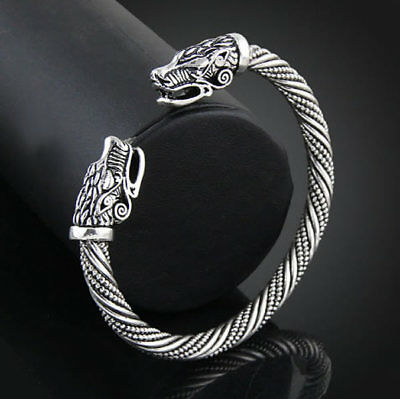 Viking Bracelet Series Vikings Steel Ragnar Lagertha Silver