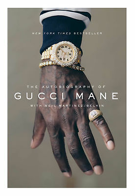 The Autobiography of Gucci Mane by Gucci Mane(Hardcover)