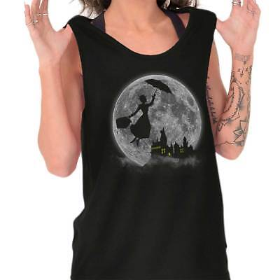 Mary Poppin Walt Disney Funny Shirt Cute Hogwart Tank Top