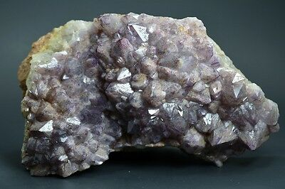 "LARGE 2.2 KG Auralite 23 ""GRAPE JELLY"" Purple Tip Crystal Cluster UNIQUE CANADA"