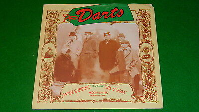 "DARTS : White Christmas - Original 1980 7"" single EX ........ save 20%"