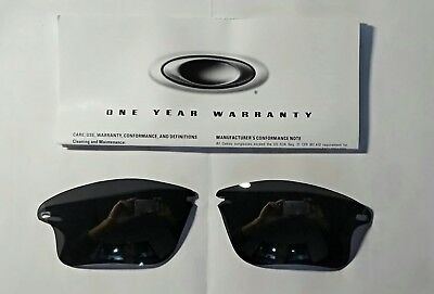 Oakley Fast Jacket Xl Replacement Lenses -Lenti Di Ricambio Fast Jacket Xl