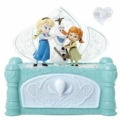 Disney Frozen Do You Want to Build a Snowman Jewelry Box Toy