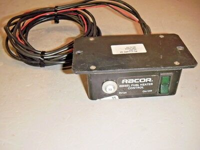 Racor 14280-24 Thermoline Diesel Fuel Line Heater Controller 500W x 24V