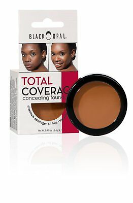 Black Opal Total Coverage Concealing Foundation, Heavenly Honey 0.40 oz