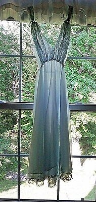 Vintage Sheer 1940S Negligee