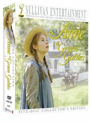 Anne of Green Gables: The Collection (DVD, 2008, 5-Disc Set, 20th Anniversary)