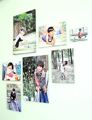 DIY Your Picture On Frameless Photo Frame A3 (Finished 24 x 36 cm) Deep 16mm UK