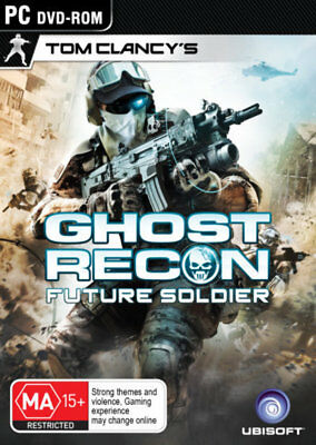 Tom Clancys Ghost Recon Future Soldier PC Game