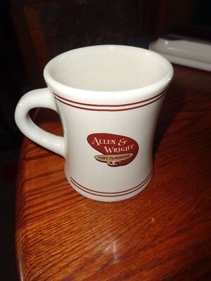 A & W Coffee Mug - Allen& Wright